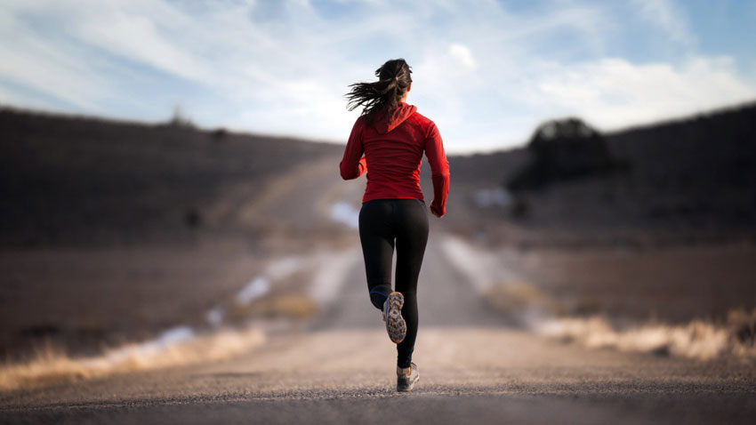 Пять минут бега продлевают жизнь