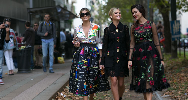 уличный стиль мода 2017