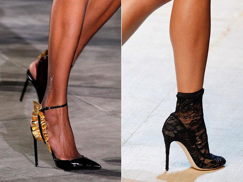 женские туфли весна 2017