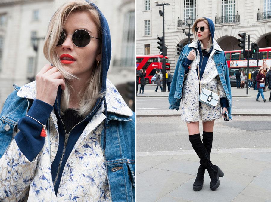 модный образ уличный стиль 2017