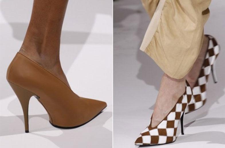 женские ботинки весна 2017
