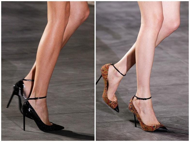 женские туфли на шпильке весна 2017