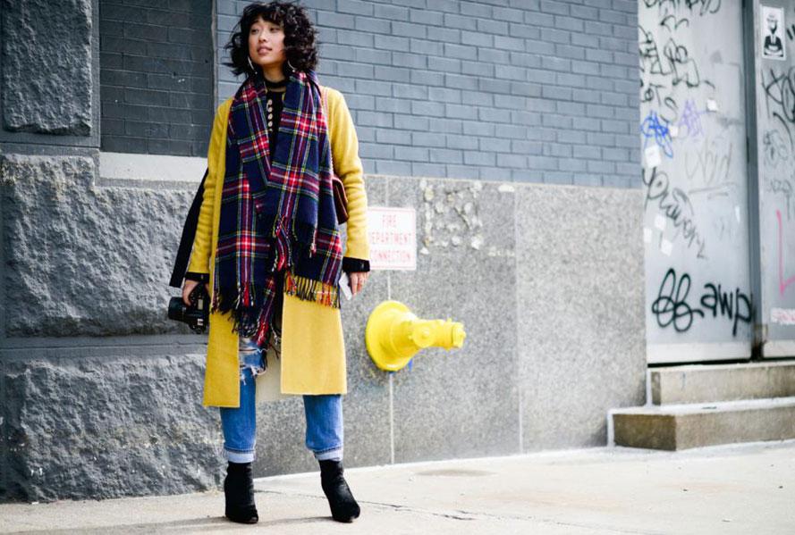 Уличная мода – весна 2017