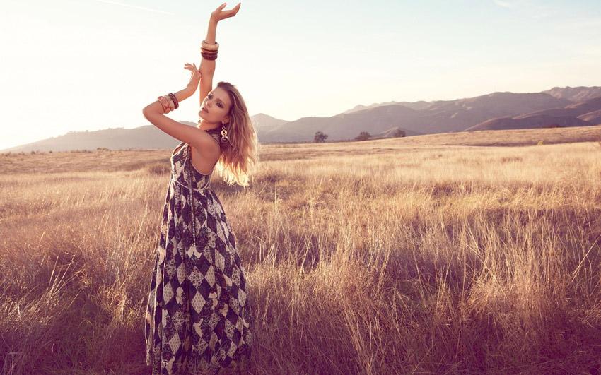 Мода лето 2017: платья