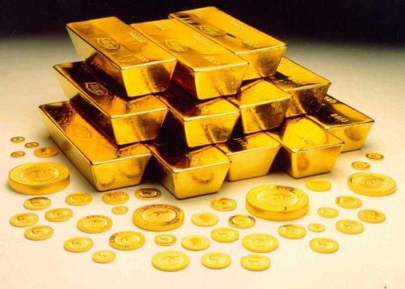 Золото будущего