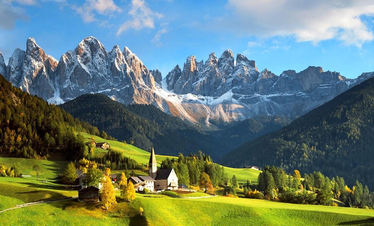 Кристаллические Альпы