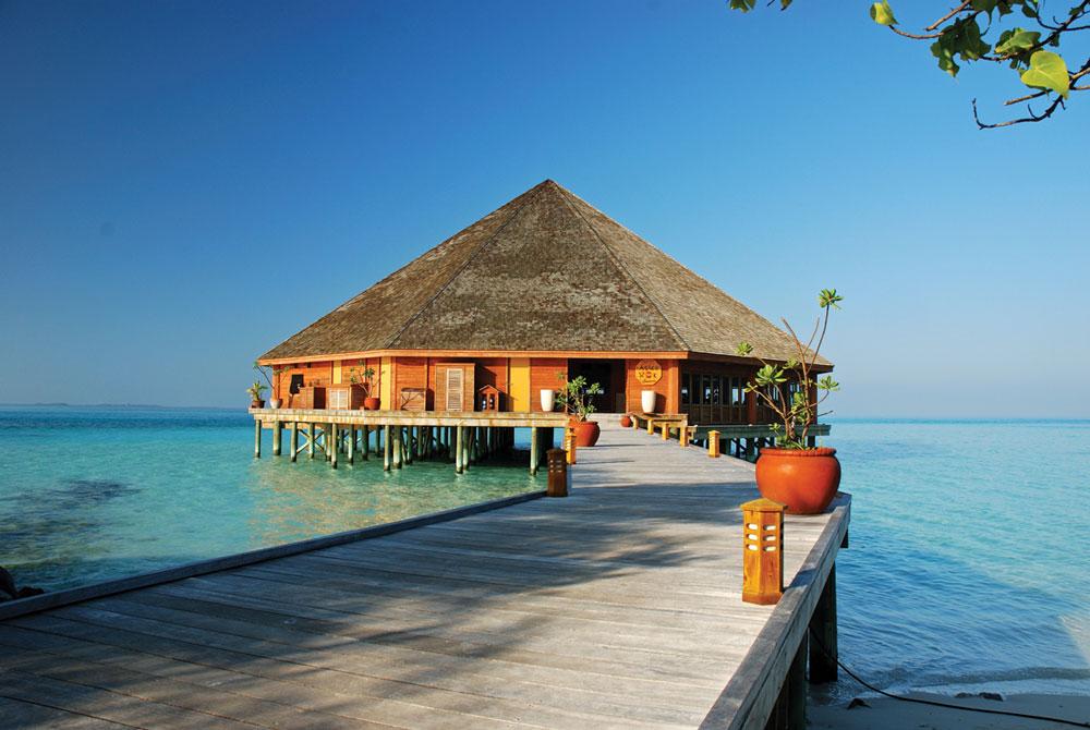 Мальдивы — рай в Индийском океане