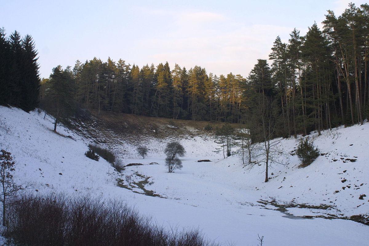 Национальный парк Швабско-Франконский лес