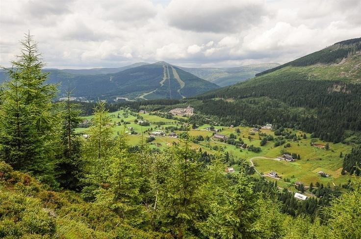 Горы Фихтель