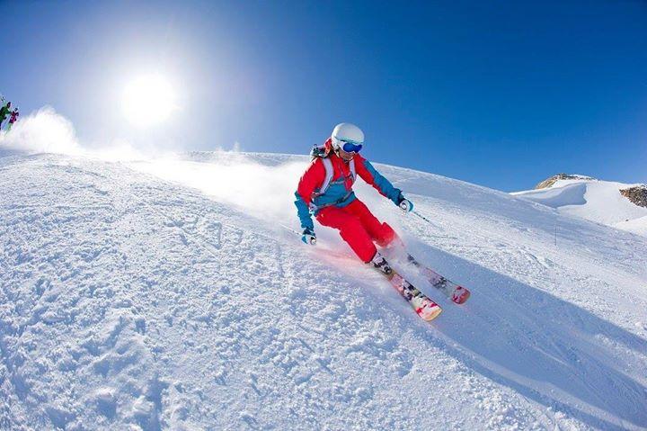 Выбираем горные лыжи и палки