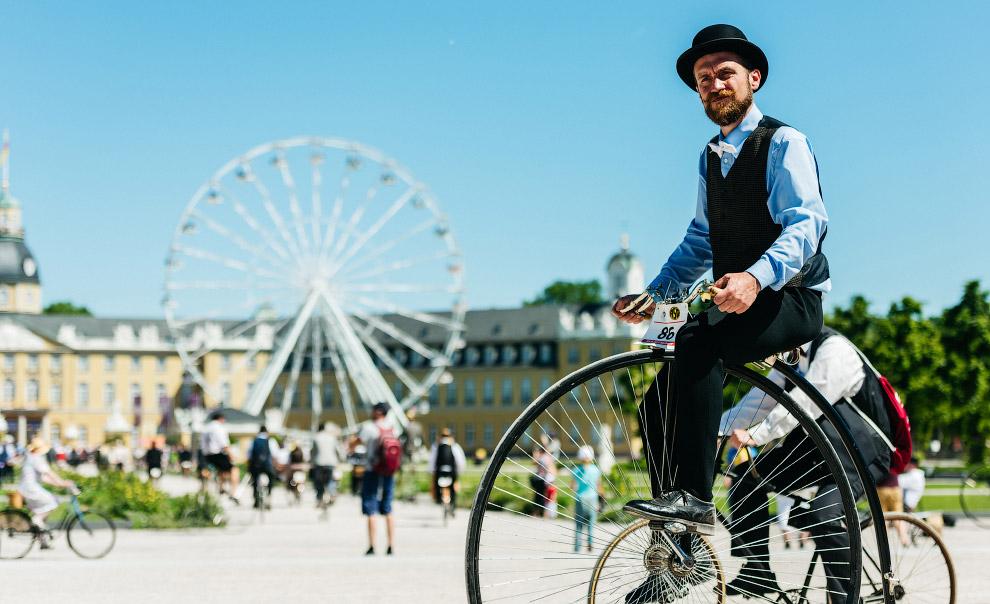 Роль велосипеда в современной жизни