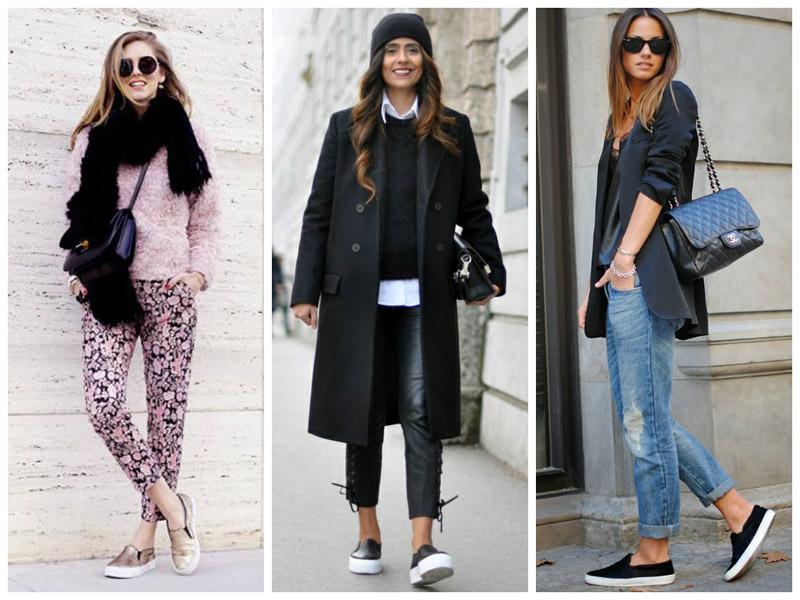как правильно носить укороченные джинсы