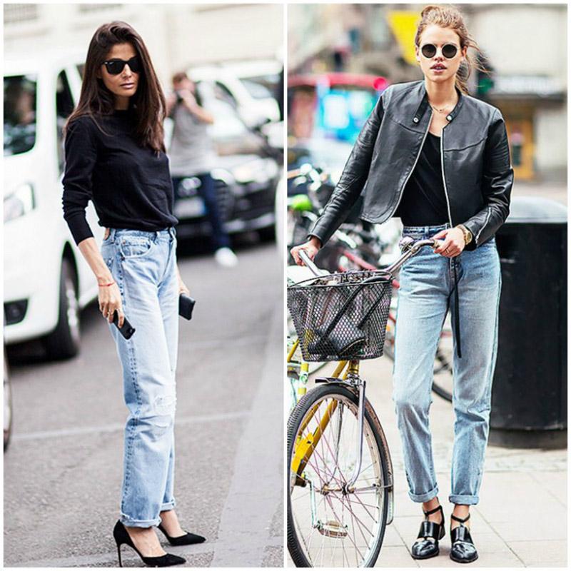 джинсы мом 2017