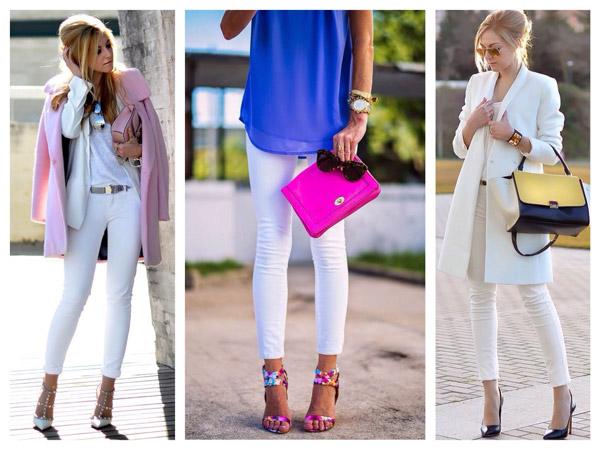 как правильно носить джинсы скинни