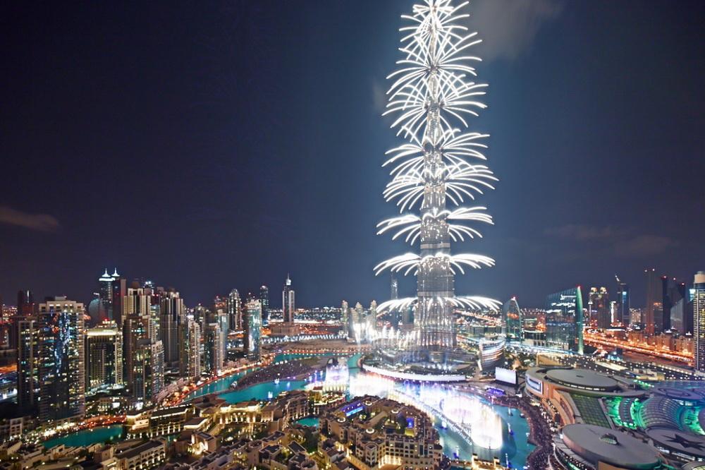 Встречаем Новый Год в Дубае