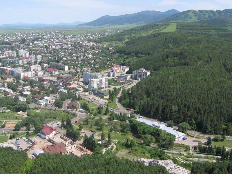 Алтайская здравница — Белокуриха