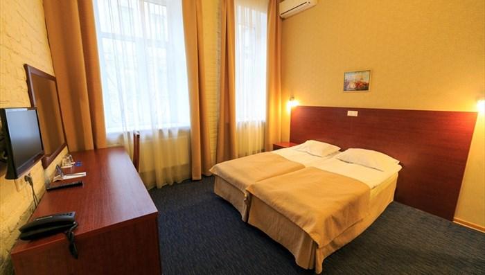 Недорогие отели Санкт-Петербурга
