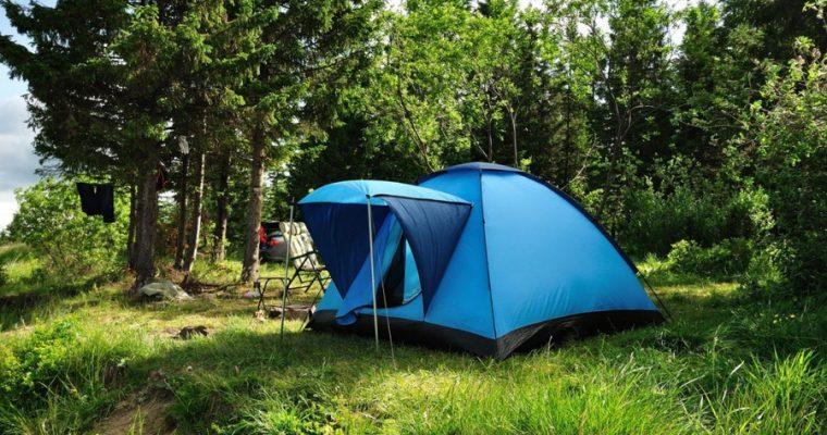 Самое главное — правильно выбрать палатку