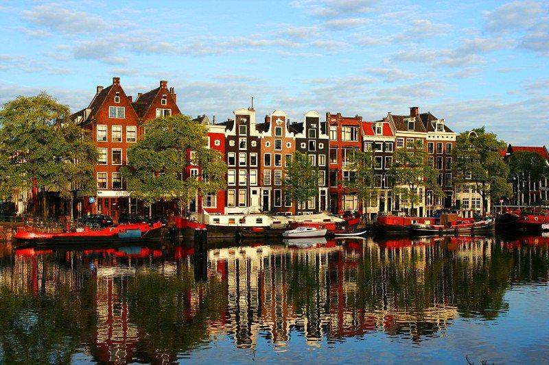 Как самостоятельно поехать в Амстердам