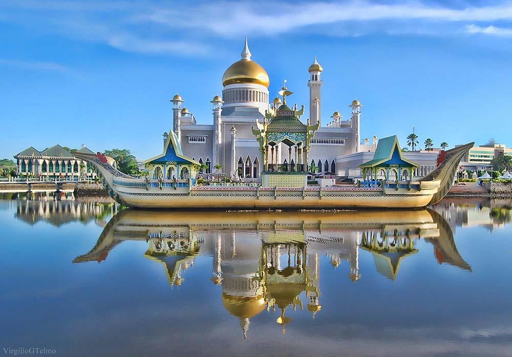 Этот далекий и неизведанный Бруней