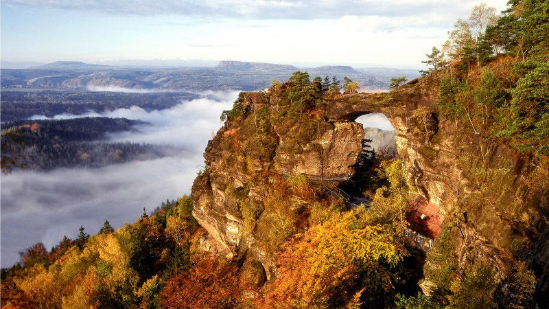 Богемская Швейцария