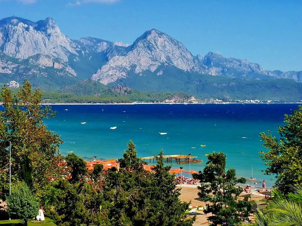 Где и как отдохнуть в Турции