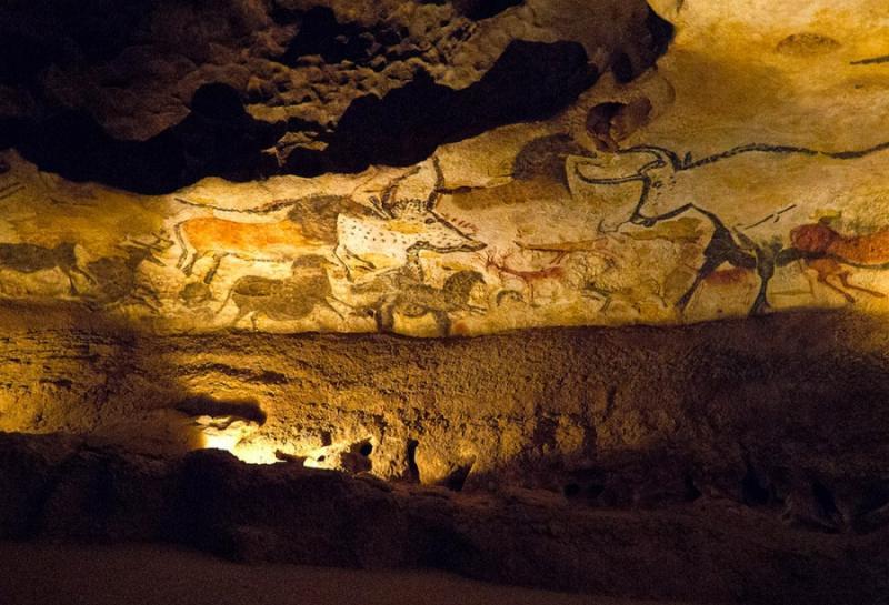 Пещера Альтамира. Испания