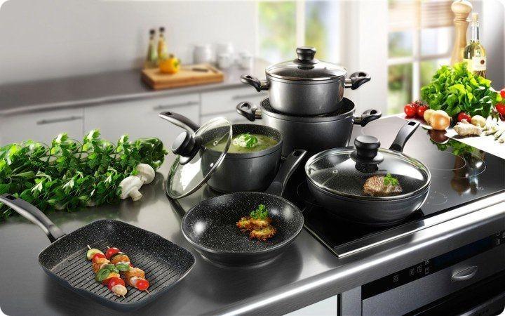 Выбираем посуду для кухни