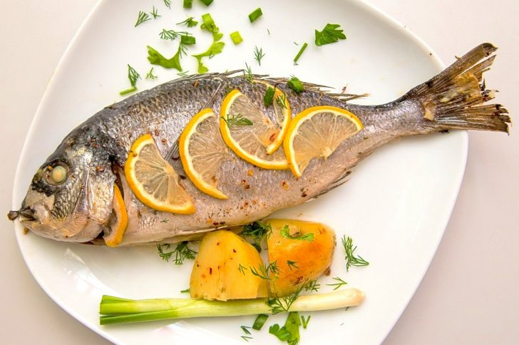 Рыбная диета на 10 дней