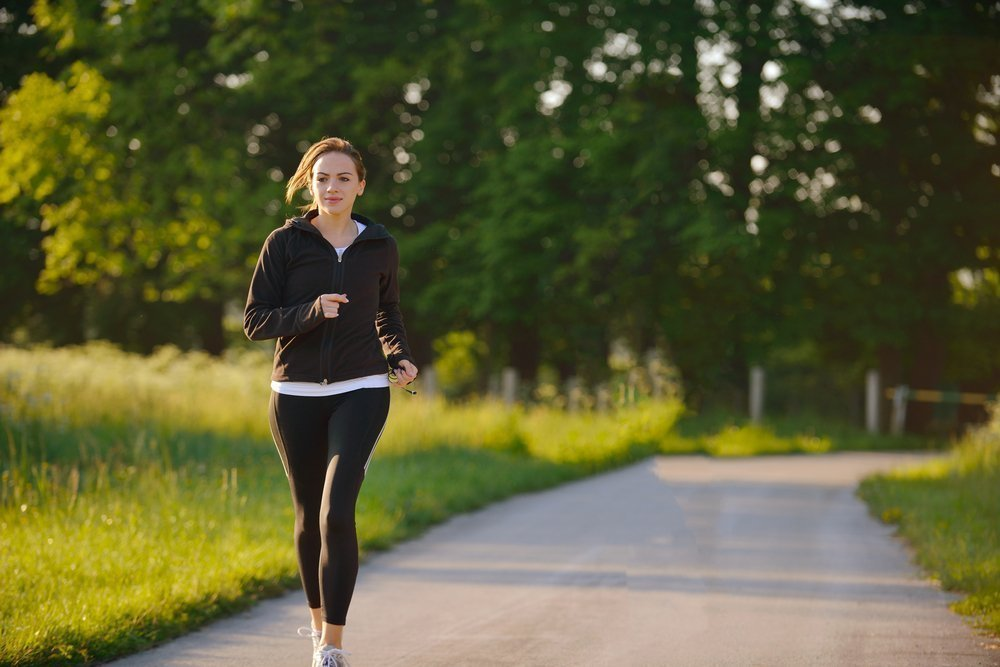 Эффективность ходьбы для похудения