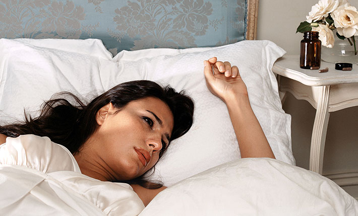 В каких случаях вам нужно снотворное