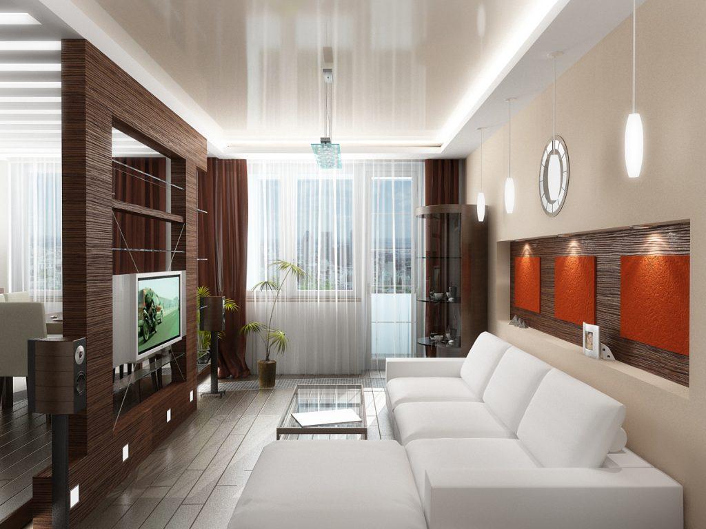 Современные идеи дизайна гостиной: основные цвета, тенденции.