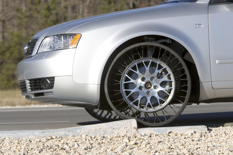 Что такое безвоздушные шины