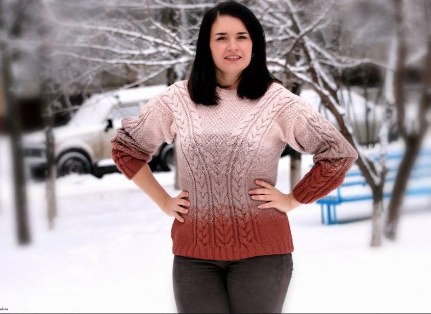 Что для женщины лучше теплого свитера?
