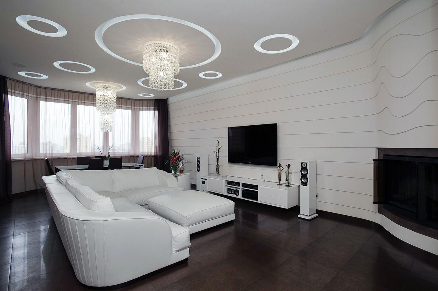 Красивая гостиная – залог комфорта и уюта в вашем дом