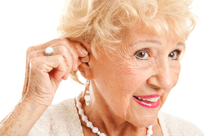 Слуховые аппараты делают вас моложе