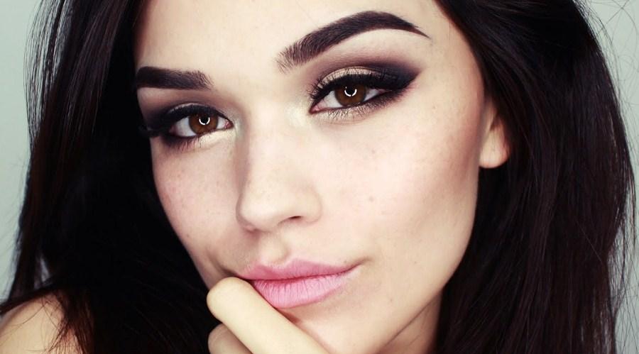 Потрясающие идеи макияжа для девушек с карими глазами
