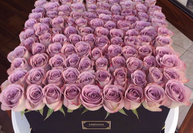 купить 101 розу