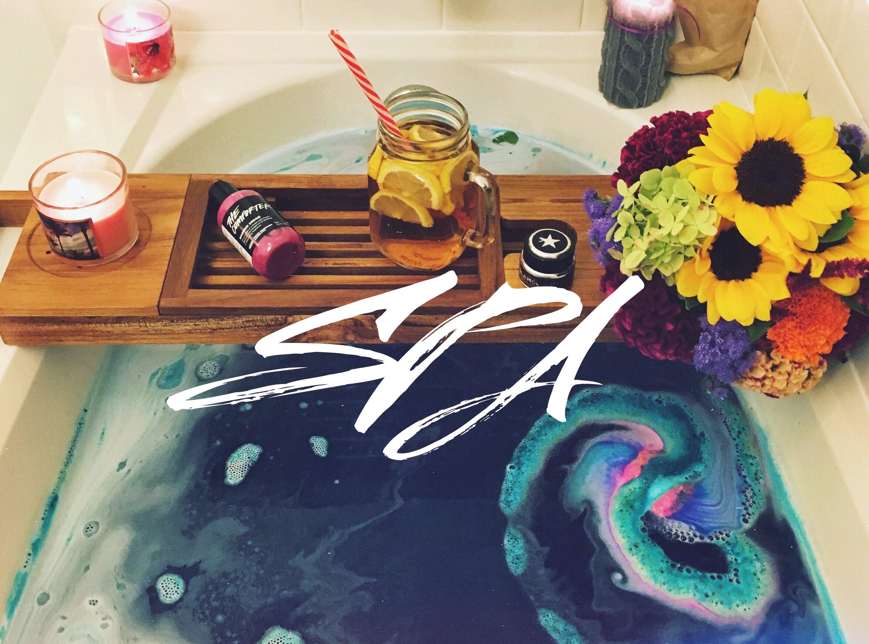 Спа-ванны в домашних условиях