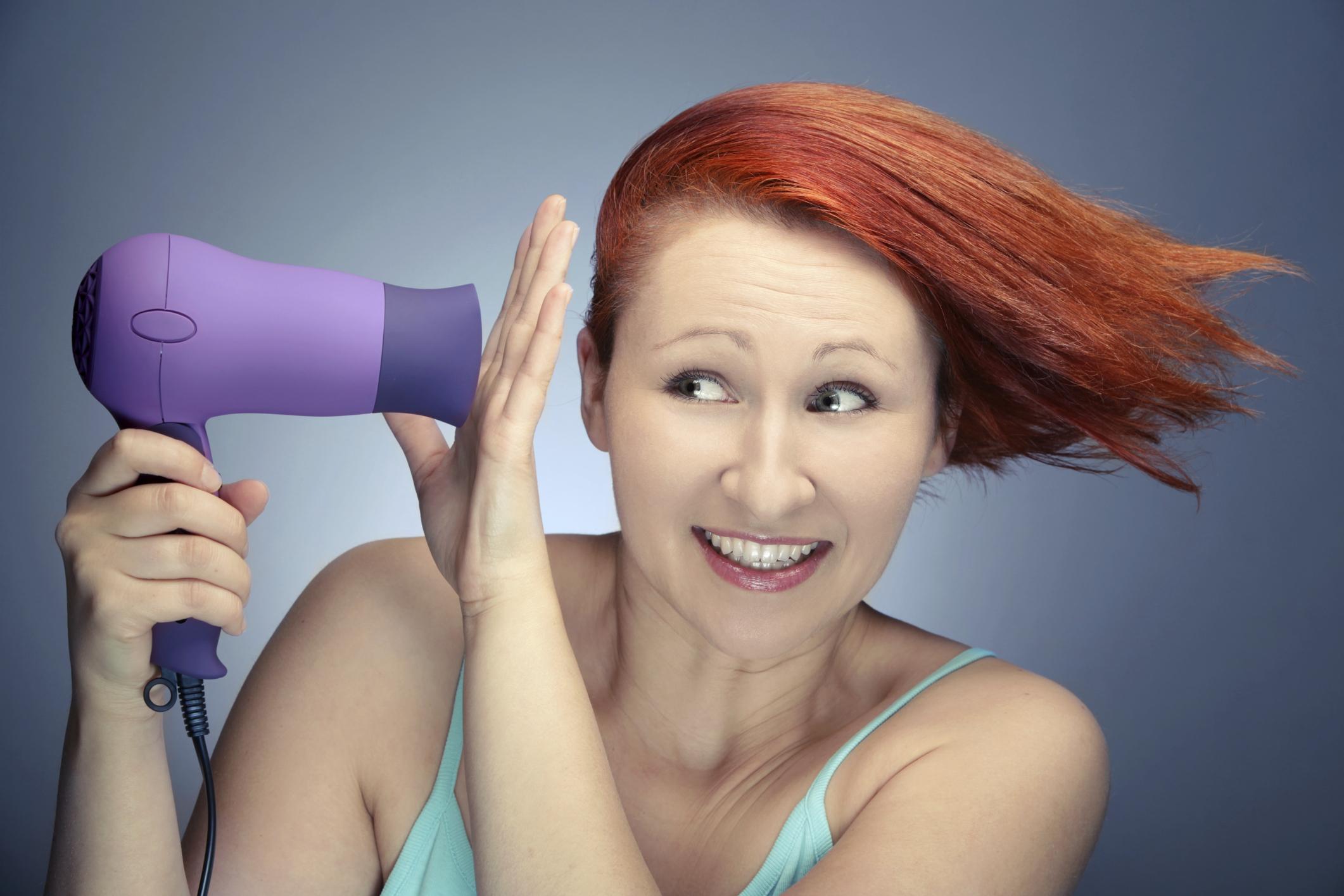 Фен для укладки волос: основные виды и функциональные возможности