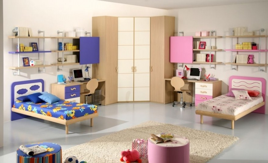 Детская мебель для девочек и мальчиков