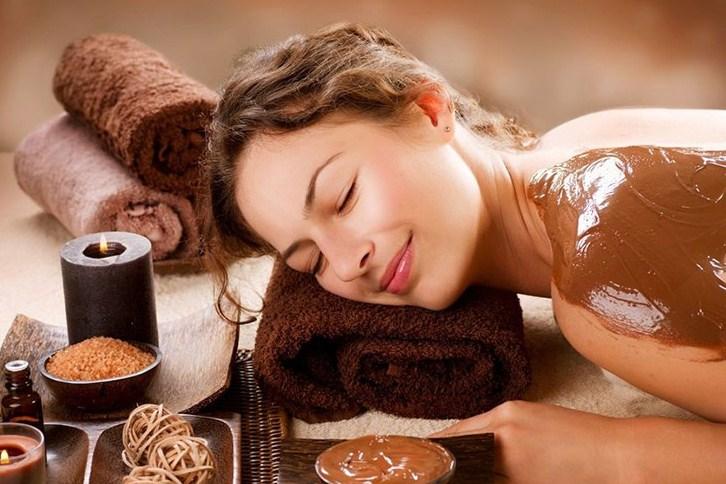 Прелести шоколадного обёртывания
