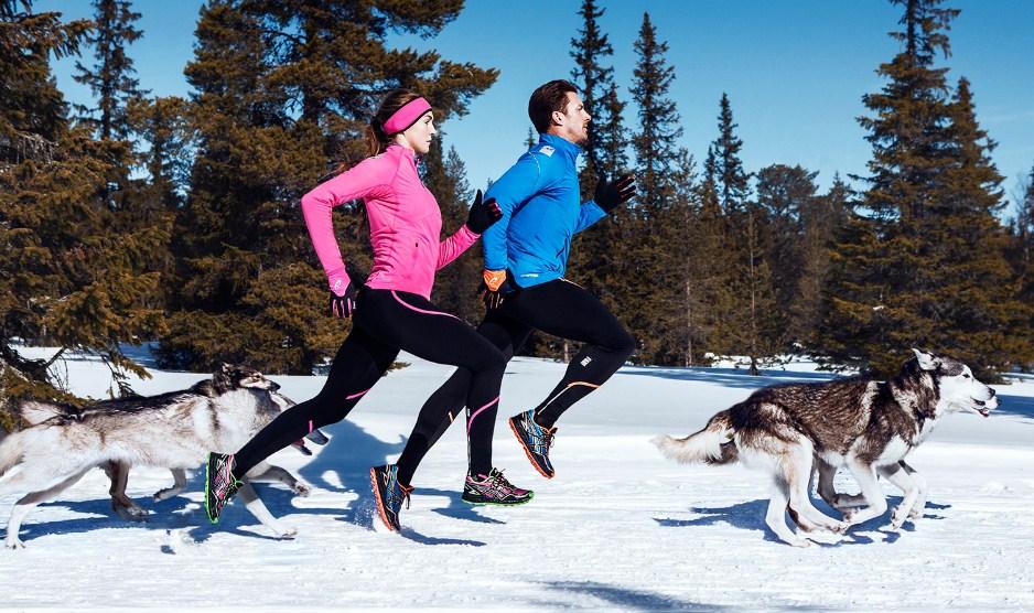 Экипируемся для зимней пробежки