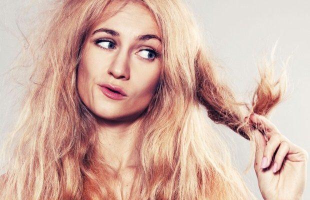 Как «оживить» сухие и поврежденные волосы