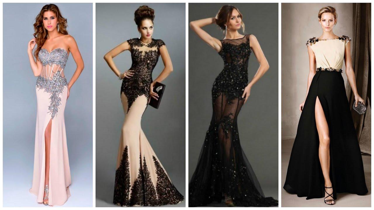Модные вечерние платья в сезоне 2017-2018