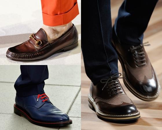 Выбор дизайнерской обуви