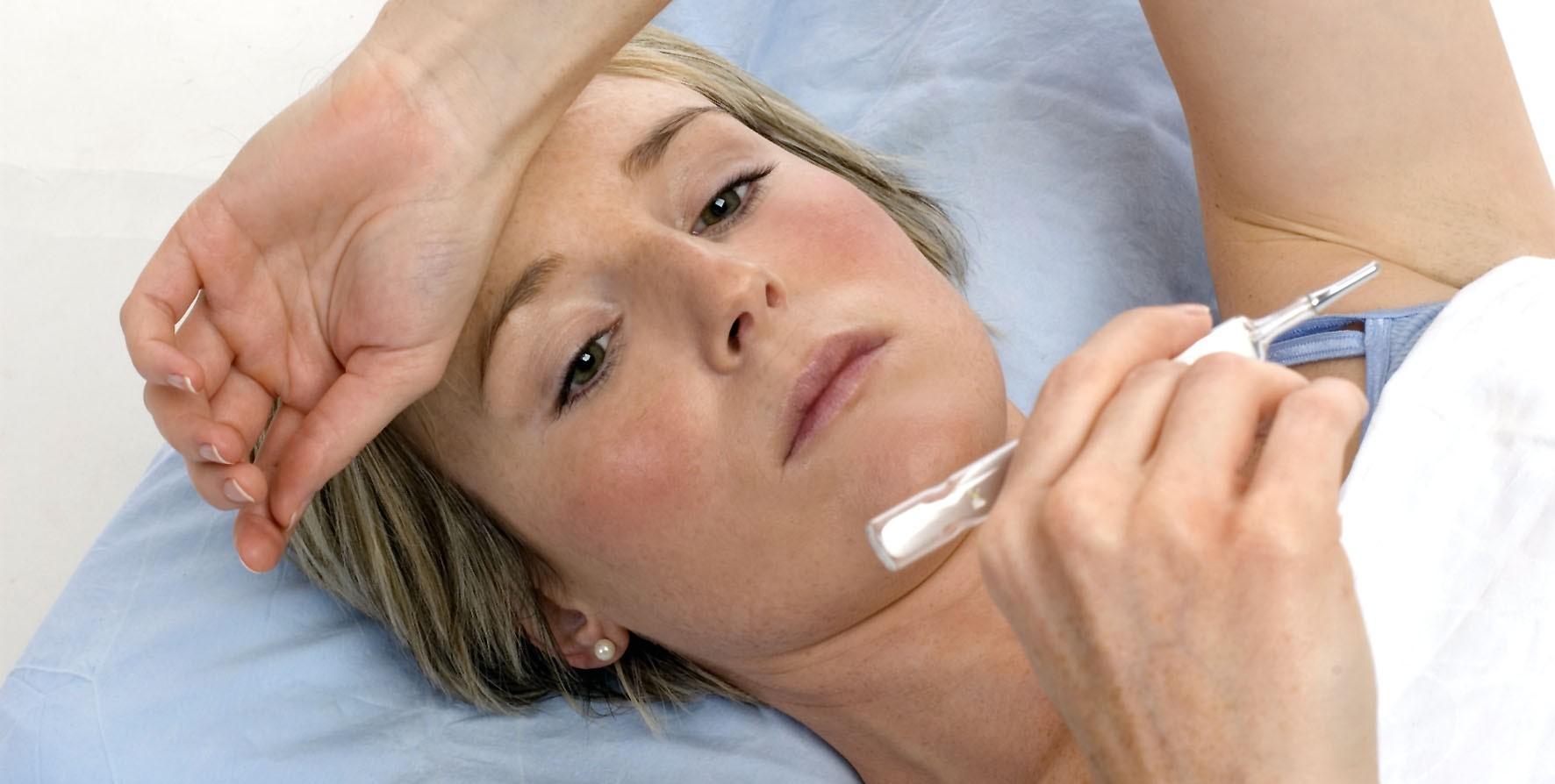 Симптомы лихорадки и способ излечения!