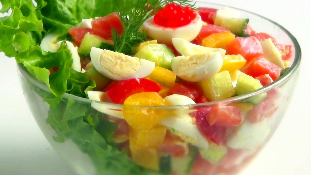 Салаты из овощей зимой: рецепты с минимальными затратами