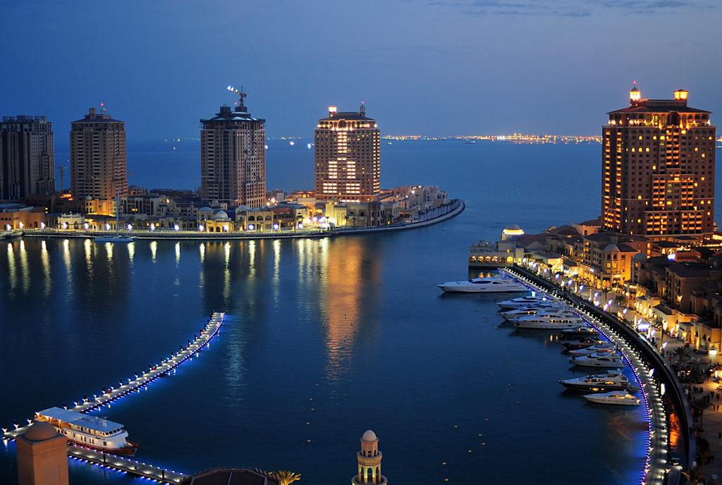 Полуостров Катар. Жемчужина Персидского залива