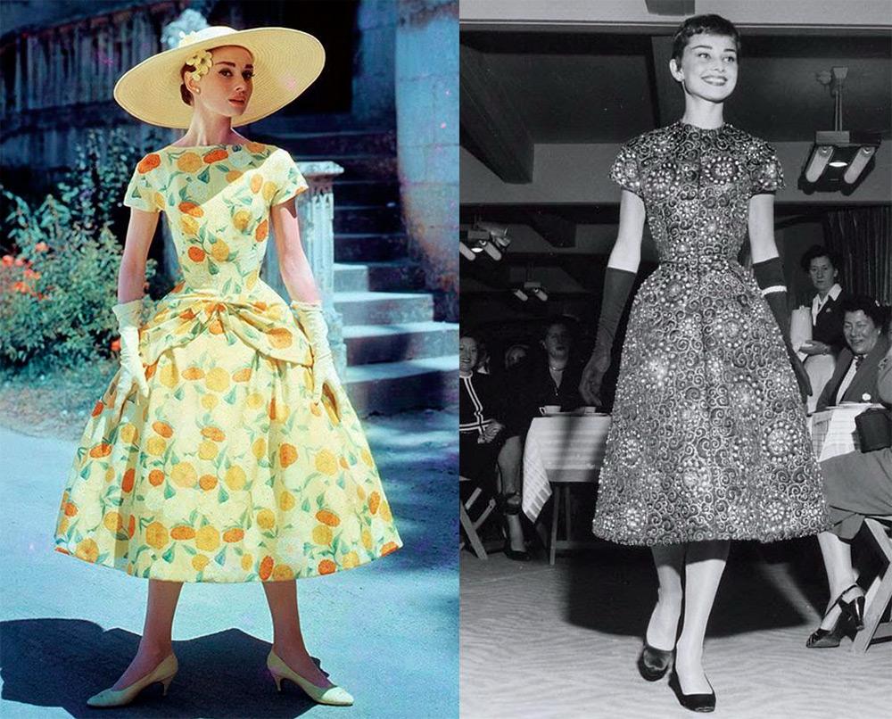 30 стилей гламурных женских шляп в 1950-х годах
